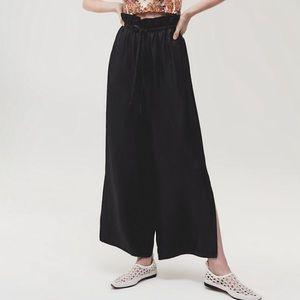 Aritzia Le Fou Wilfred Roesia Pant Black Size XS